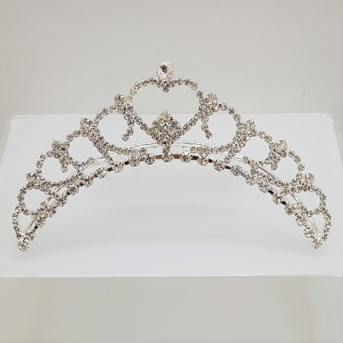 DIADEMA N° 1 STRASS ART. ACS DP1
